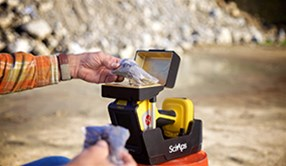 What is XRF technology?